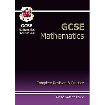 Nye GCSE Maths fullstendig revisjon & praksis - Foundation - For Gra