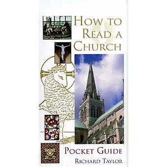 Pocket-Guide, wie man eine Kirche von Richard Taylor - 978184604073 lesen