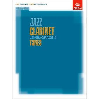 Jazz Clarinet Level/grade 2 Tunes/Part & Score & CD by ABRSM - 978186