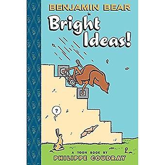 Benjamin Bear in Bright Ideas! (Toon Books Set 3)
