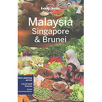 Lonely Planet Maleisië, Singapore & Brunei (Reisgids)