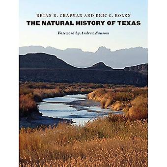 Den naturliga historien Texas (integrativ naturhistoria-serien)