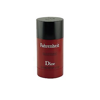 Diane Von Furstenberg Fahrenheit Deo Stick Alcohol vrije 75 Gr voor mannen