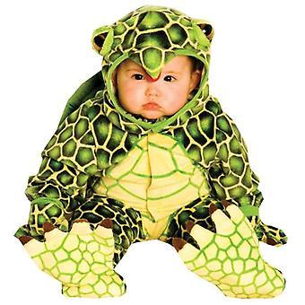 Vauva kilpikonna puku