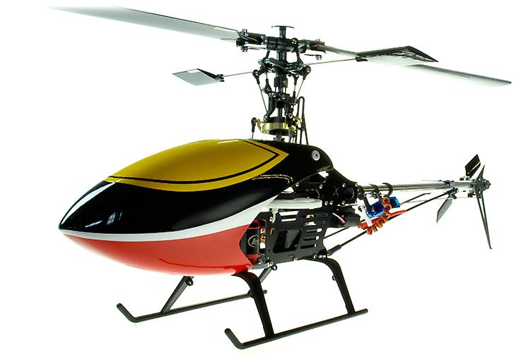 CopterX Black Angel Pro RC Helicopter - KIT Version