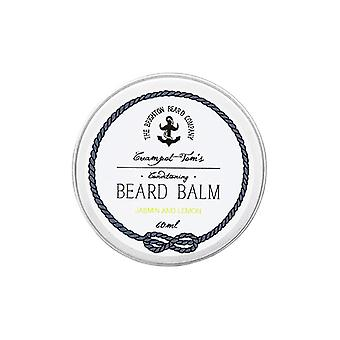 The Brighton Beard Company Creampot Tom's Beard Balm - Jasmin and Lemon - 60ml