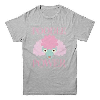 Official Pet-Selfie T-Shirt -Poodle Power