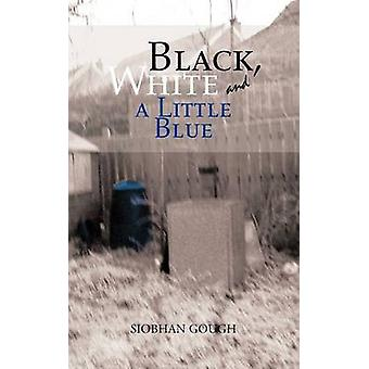 Schwarz, weiß und ein wenig Blau von Gough & Siobhan