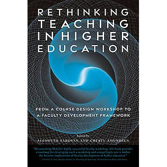 Rethinking Teaching in Higher Education - From a Course Design Worksho