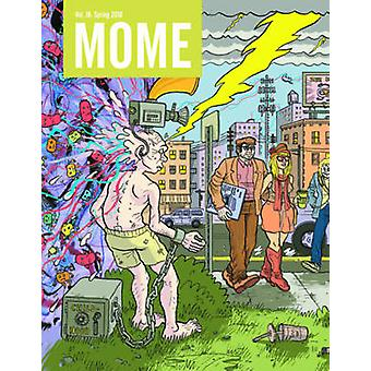 Mome - Vol. 18 - Spring 2010 by Eric Reynolds - 9781606993033 Book