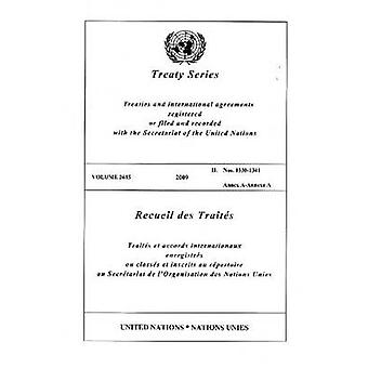 Treaty Series 2615 - Annex a by United Nations - 9789219005976 Book