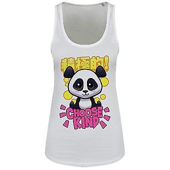 Handa Panda Ladies/Womens Choose Kind Floaty Tank
