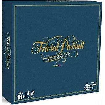 Trivial Pursuit-2017 Classic Edtion