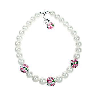 Belle Etoile Botanique Pink Necklace 5030910901
