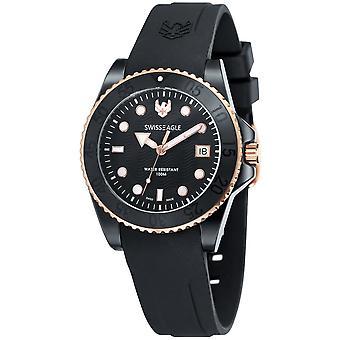 Swiss Eagle SE-9052-44 Heren Horloge