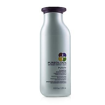 Pureology Purify Shampoo (for Colour-treated Hair With Impurities) - 250ml/8.5oz