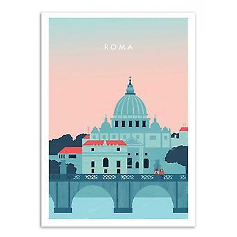 Art-Poster - Roma - Katinka Reinke 50 x 70 cm