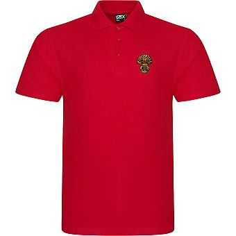 Honoroury Artillery Company - Licensed British Army Embroidered RTX Polo