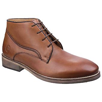 Cotswold Mens Maugesbury Ankle Boot Tan