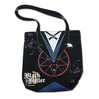 Tote Bag - Black Butler 2 - New Claude Anime Toys Licensed ge11606