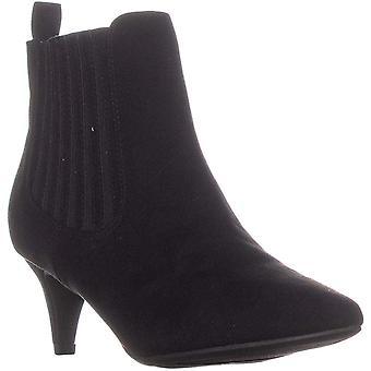 bar III B35 Elizaa Ankle Boots, Black, 6.5 US