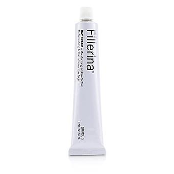 Fillerina Day Cream (moisturizing & Protective) - Grade 1 - 50ml/1.7oz