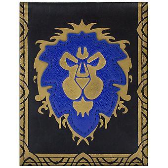 World of Warcraft Alliance Faction Logo  ID & Card Bi-Fold Wallet