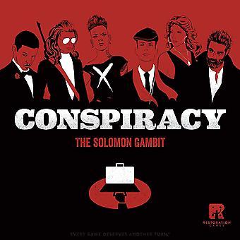 Verschwörung Der Salomon-Gambit