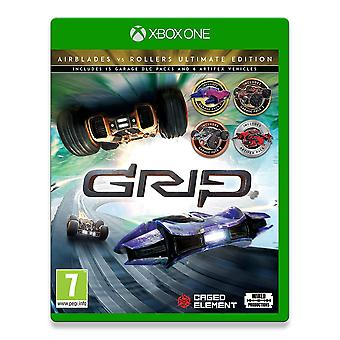 Grip Combat racing-ruller vs Airblades Ultimate Edition Xbox One spil