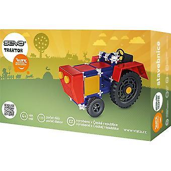 Vista Vista0301-5 Seva Tractor Construction Set (115 Pieces)