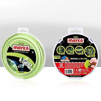ZURU Mayka leksak Block Tape - 2 Stud lyser i mörkret
