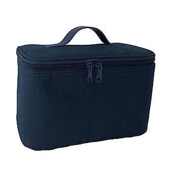 Small Navy Blue Cooler Bag