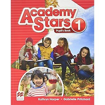 Academy Stars Level 1 Pupils Book Pack by Kathryn Harper