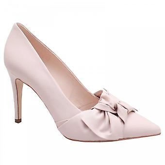 Peter Kaiser Dilia Nude High Heel Court Shoe With Bow