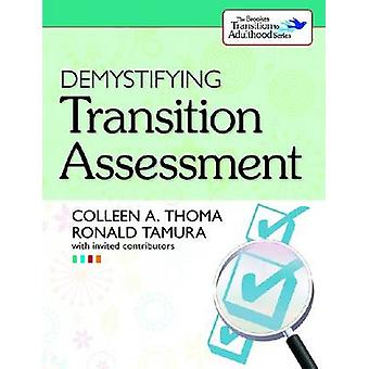 Het ontraadselen overgang beoordeling door Colleen A Thoma - Ronald Tamura