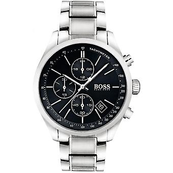 Hugo Boss 1513477 - horloge chronograaf stalen man