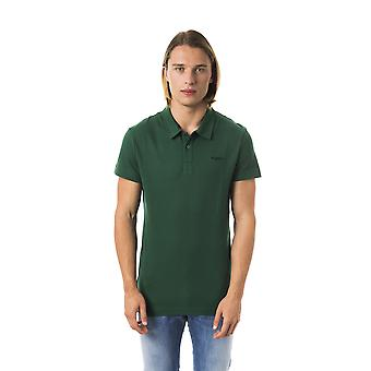 Polo short sleeves Green Byblos men