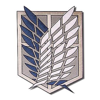 Patch (Large) - Attack on Titan - Scouting Regiment Iron On Toys ge44138