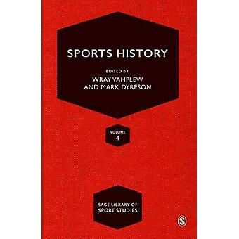 Sports History by Vamplew & Wray