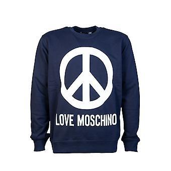 Moschino Sweatshirt Jumper M6470 28 M3875