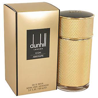 Dunhill Icon Absolute by Alfred Dunhill Eau De Parfum Spray 3.4 oz / 100 ml (Men)