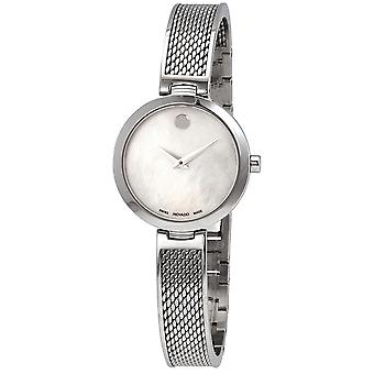 Movado Amika Mesh Bangle Ladies Watch 0607361