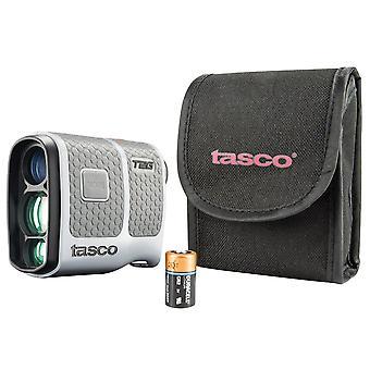 Bushnell Unisex 2020 Tasco TG2 Tour Laser Gummi Griff Tragetasche Entfernungsmesser