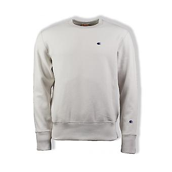 Champion Reverse Weave Sweatshirt (Off White)
