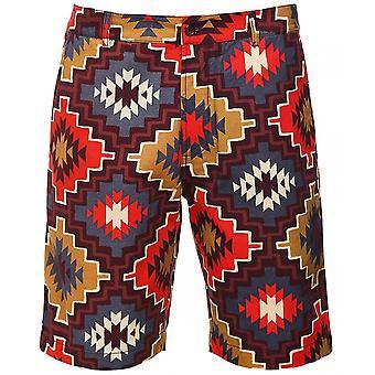 Universal Works Cotton Canvas Santa Fe Deck Shorts