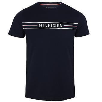 Tommy hilfiger men's desert sky corp hilfiger t-shirt