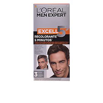 L'Oreal Make Up Excell5 Men #3-moreno Natural For Men