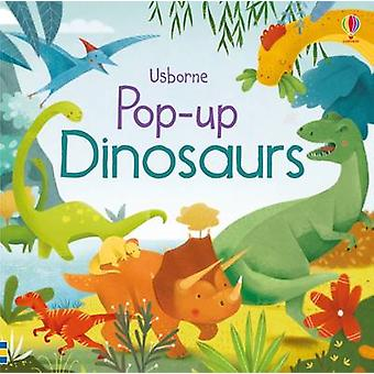 Pop-Up Dinosaurs by Fiona Watt - Alessandra Psacharopulo - Jenny Hilb