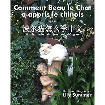 Comment Beau le Chat a appris le chinois Un livre bilingue by Summer & Lily