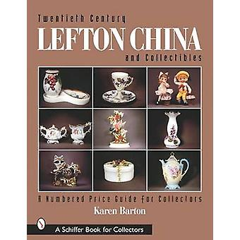 Twentieth Century Lefton China and Collectibles - A Numbered Price Gui